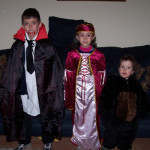 My Trick or Treaters
