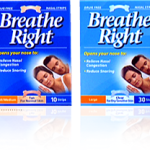 Breathe Right Strips