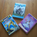DVDs Kids Love – review and giveaway