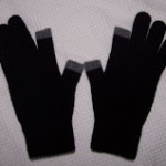 Use your touchscreen all winter with Etre Touchy Gloves