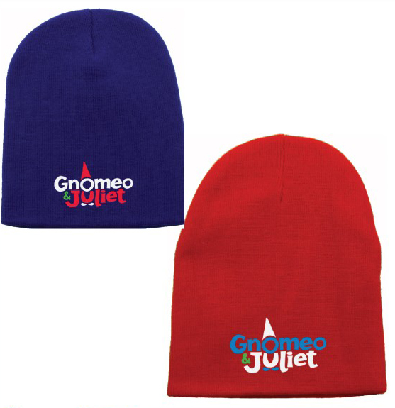 Gnomeo and Juliet Beanies