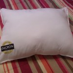 Win 1 of 3 sets of Dacron Pillows