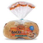 Thomas' Bagel Thins – a nice light snack or meal