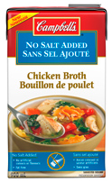 Campbell's No Salt Added Chicken Broth