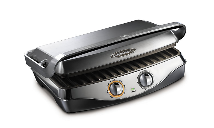 Grill your meals with Calphalon