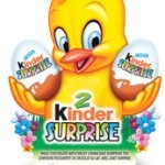 Kinder Surprise is relaunching in 2012! #KINDERMom