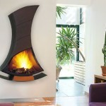 Unusual fireplaces