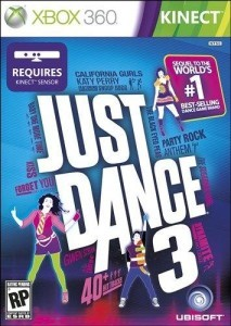 Just Dance 3 for Kinect