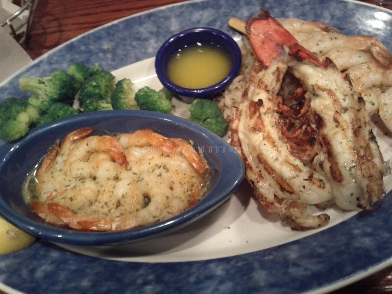 Red Lobster is the right choice for seafood