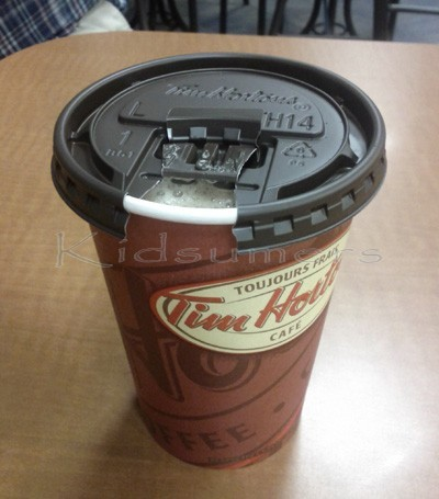 Going to Timmies for Coffee #EqualCanada #CBias