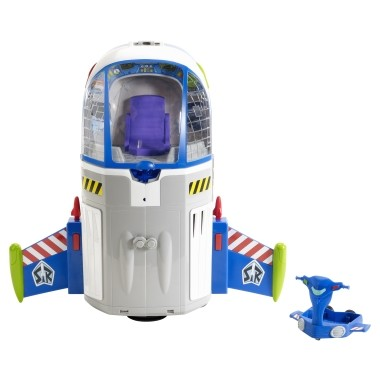 Get your son a Buzz Lightyear Command Center for Christmas