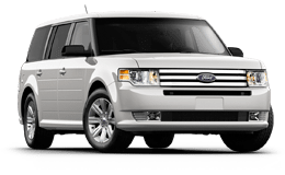 Ford Flex: A family size vehicle with style