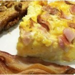 Ham and Cheese Strata Recipe