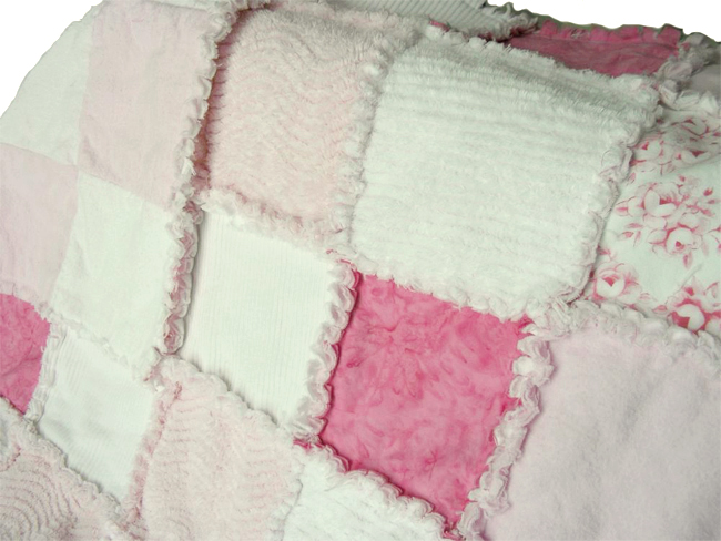 Tutorial: How to Make a Strip Quilt