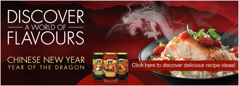 Win a Chinese New Year Gift Pack #VHSauces