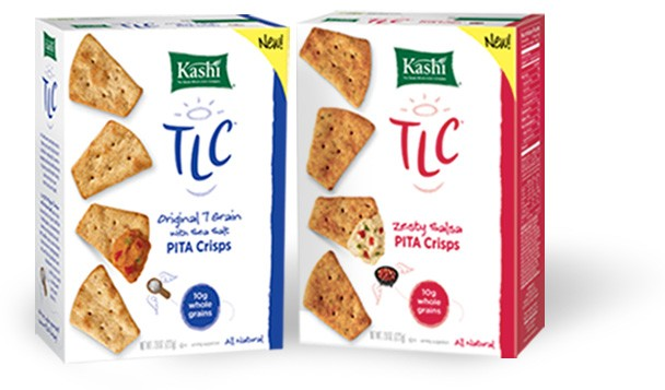 Kashi makes healthy and delicious snacks