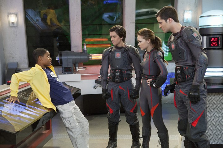 DISNEY XD BRINGS LAB RATS TO LIFE