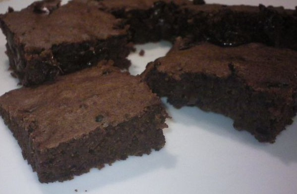 Mmmmm….Brownies made with #EqualCanada