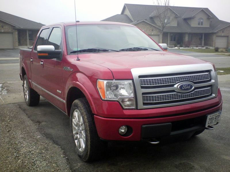 The Ford F-150 is not just for guys