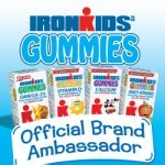 Win $100 and an IronKids Prize Pack!