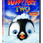 Win a copy of Happy Feet Two on bluray and DVD