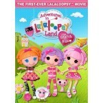 Win a copy of Adventures in Lalaloopsy Land