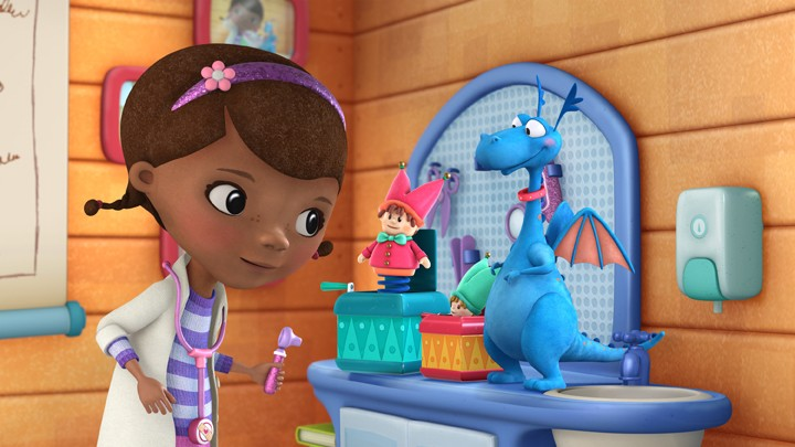 Doc McStuffins is the newest Disney Junior Show #DisneyJuniorMom