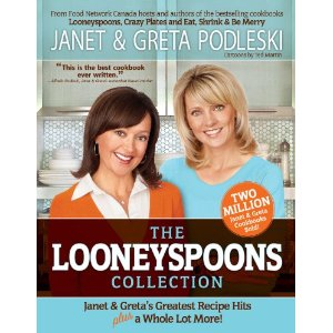 The LooneySpoons Collection…yum and fun! {giveaway}