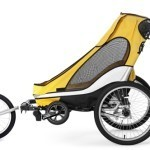 Zigo Mango is the right stroller for active parents