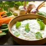 Try this delicious Yogourt Dip! #AstroGreekYogourt
