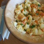 Summer Recipe: Potato & Egg Salad