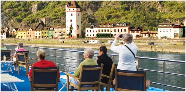 AmaWaterways Celebrates Its 10th Year of River Cruising