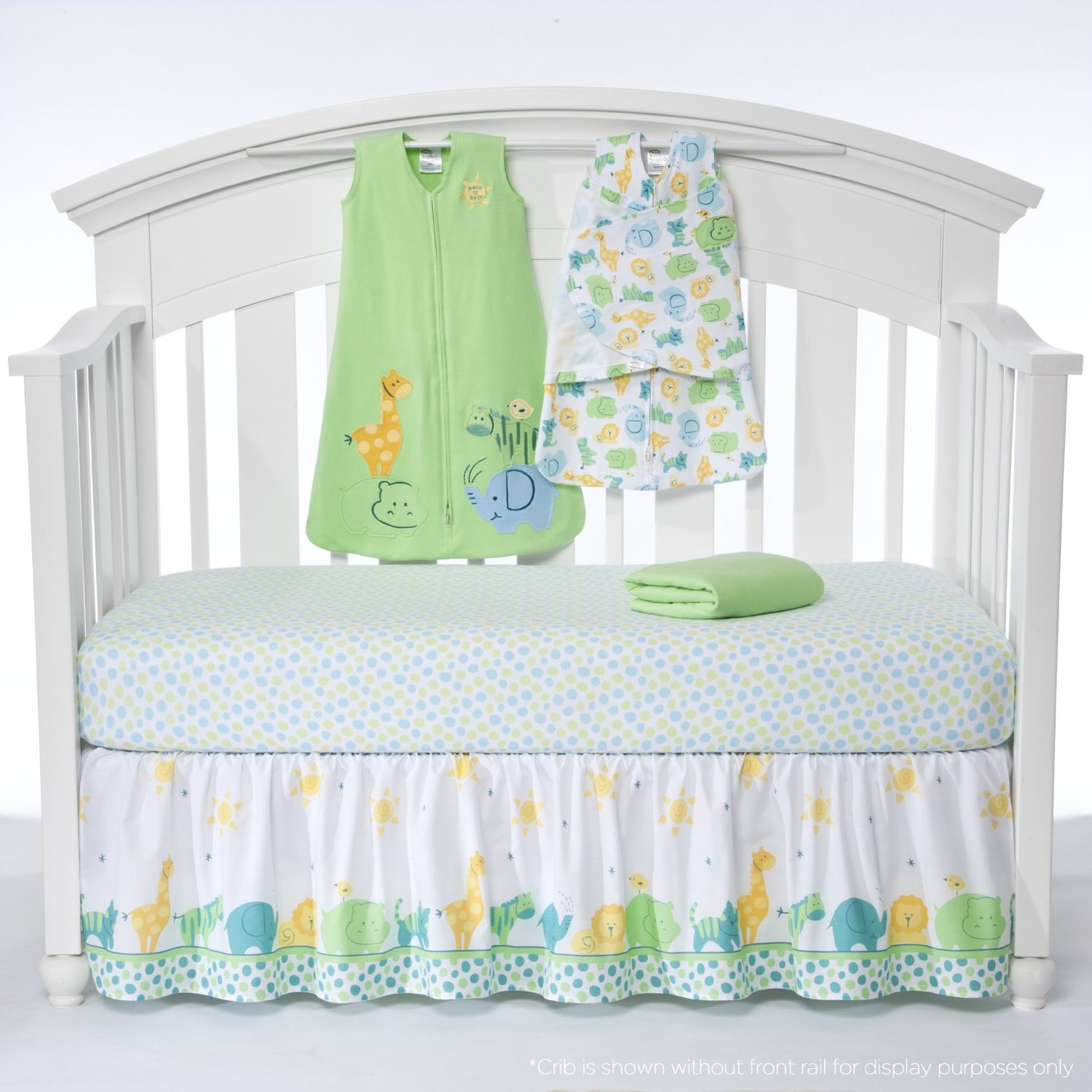 Win a Halo Crib Set ARV $100 #babyshower