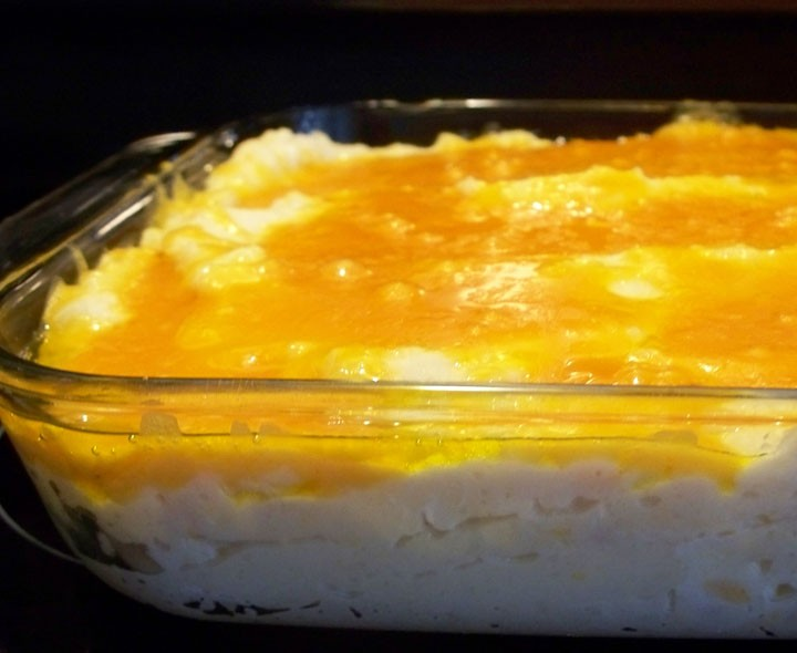 Side Dish Recipe: Potato Cauliflower Casserole