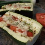 Vegetable Recipe: Zucchini Boats