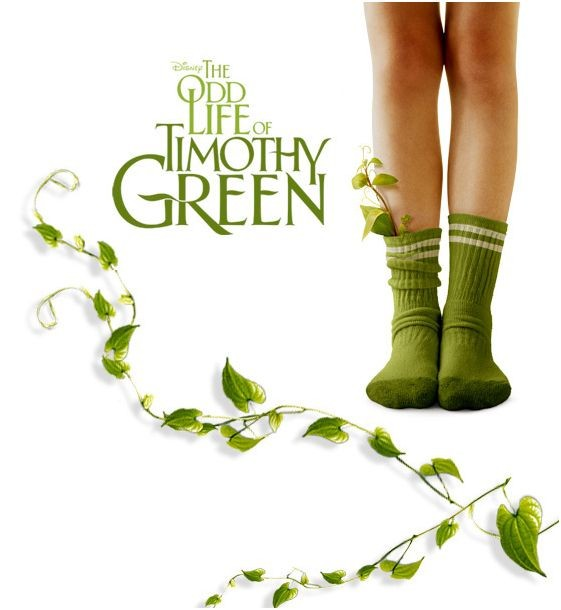 The Odd Life of Timothy Green #Disney