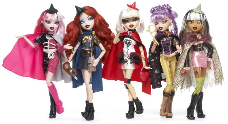 Celebrate Halloween with Bratzillaz and Lalaloopsy!