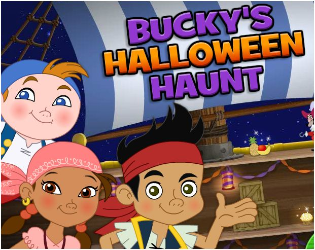 Have a Haunted Halloween with Disney Junior #DisneyJuniorMom