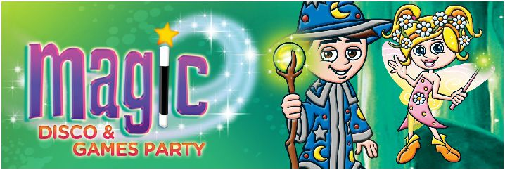 Creating a Spellbindingly Magical Kids Party {Guest Post}