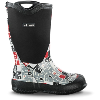 Tram Boots are stylish and practical