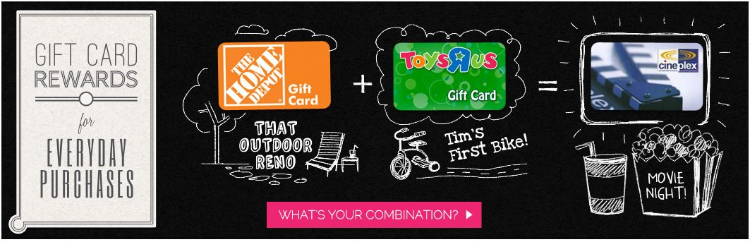 Win a $50 credit to CardSwap.ca {Canada only}