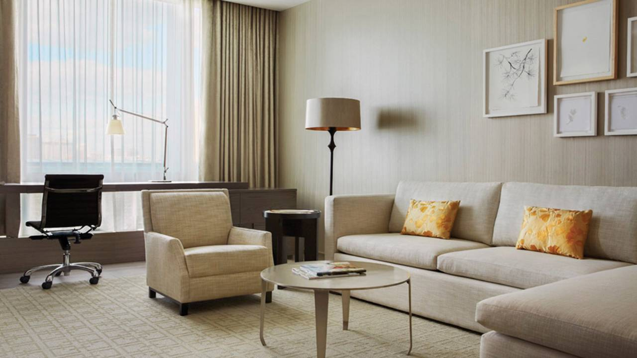 Stay in luxury at the Four Seasons Toronto