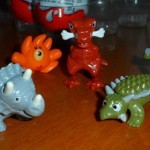 New Kinder toys are roaring fun! #KINDERMom
