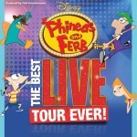 Save on tickets to see Phineas and Ferb Live!