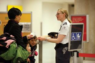Winter Travel Tips to Help Families Through Security