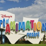 The Art of Animation Resort at Disney World