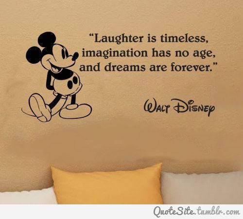 Words of Wisdom from Walt Disney #NewFantasylandCA