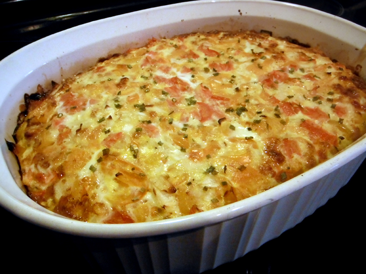 Brunch Recipe: Cavendish Breakfast Bake #CavendishFromTheFarm