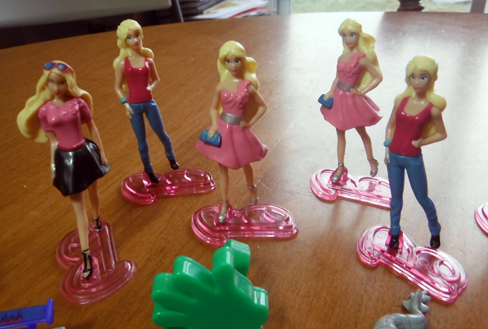 KINDER introduces Barbie and Hot Wheels surprises #KINDERMom