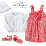 Save 40% on all Kids and Baby Clothes at Old Navy! #ONKidtacular